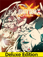 GUILTY GEAR Xrd -REVELATOR- Deluxe Edition(全DLC収録・当サイト限定壁紙付)