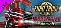 Euro Truck Simulator 2 - Norwegian Paint Jobs Pack